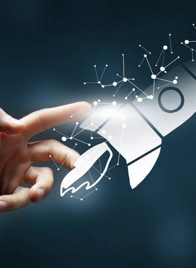 Raket andEverywhere affärsutveckling online