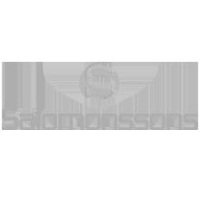 Salomonssons Grafiska logotyp