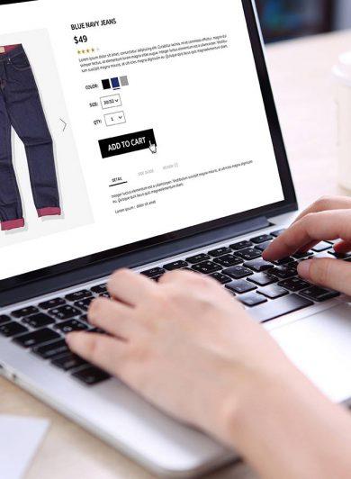 E-handel i WooCommerce